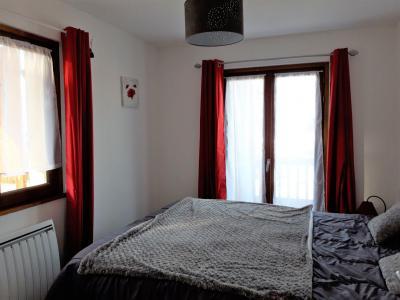 Wakacje w górach Apartament 4 pokojowy 8 osób - Chalet le Mont Emy - Albiez Montrond - Łóżkem małżeńskim