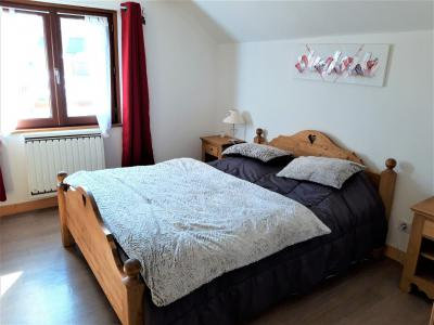 Wakacje w górach Apartament 4 pokojowy 8 osób - Chalet le Mont Emy - Albiez Montrond - Pokój