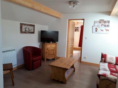 Wakacje w górach Apartament 4 pokojowy 8 osób - Chalet le Mont Emy - Albiez Montrond - Pokój gościnny