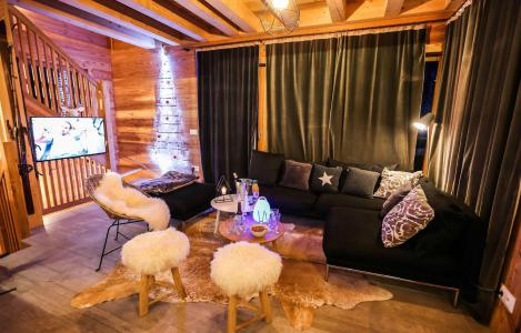 Summer accommodation Chalet le Pure Altitude
