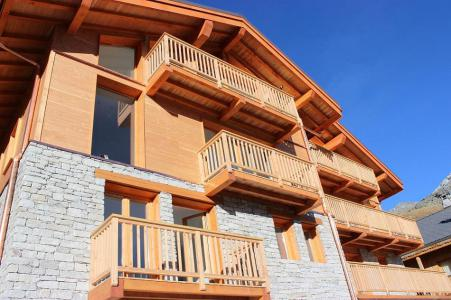 Location Val Thorens : Chalet le Quartz été