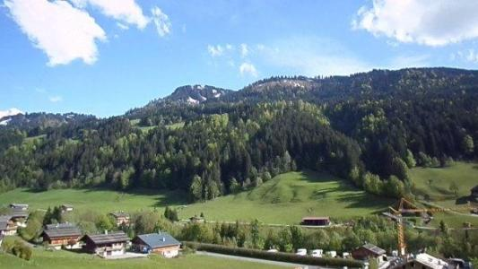 Holiday in mountain resort 2 room apartment 4 people - Chalet le Sabaudia - Le Grand Bornand