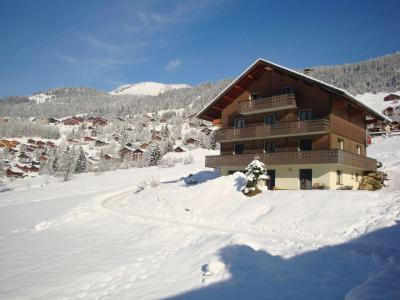 Verhuur zomer Chalet le Val d'Or