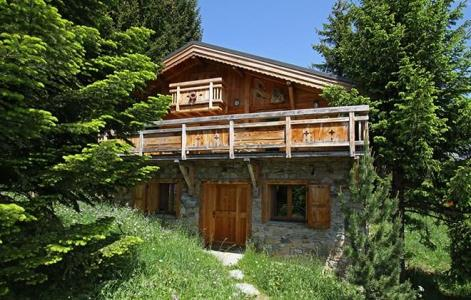 Summer accommodation Chalet les Alpages