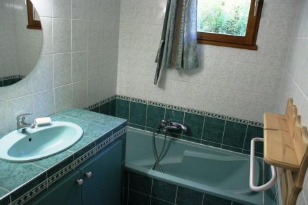 Wakacje w górach Apartament 3 pokojowy kabina 6 osób (GENTIANE) - Chalet les Ancolies - Valloire