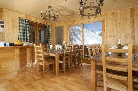 Summer accommodation Chalet Les Arolles