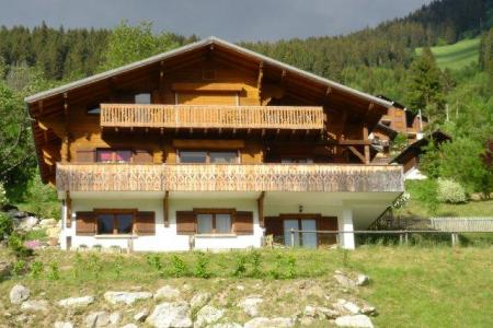 Summer accommodation Chalet les Barbules