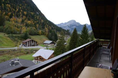 Vacances en montagne Appartement 4 pièces 8 personnes (3) - Chalet les Bouquetins - Châtel - Extérieur été