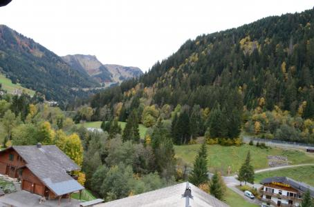 Rent in ski resort 4 room apartment 8 people (3) - Chalet les Bouquetins - Châtel - Summer outside