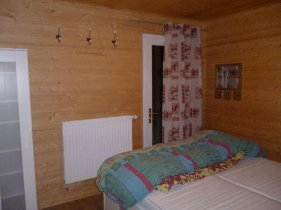 Vacances en montagne Appartement 2 pièces 4 personnes (5) - Chalet les Bouquetins - Châtel - Chambre