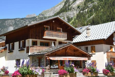 Location au ski Chalet les Clarines - Pralognan-la-Vanoise - Extérieur été