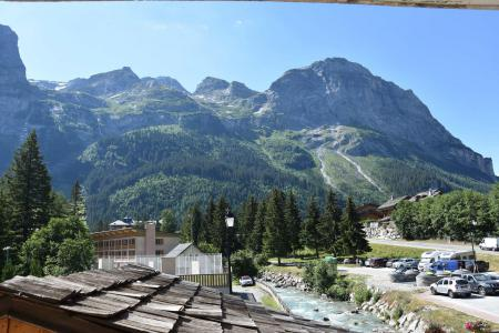 Rent in ski resort Chalet les Clarines - Pralognan-la-Vanoise - Summer outside