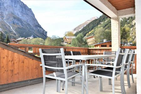 Rent in ski resort 5 room duplex apartment 8 people (CLARINES) - Chalet les Clarines - Pralognan-la-Vanoise - Summer outside