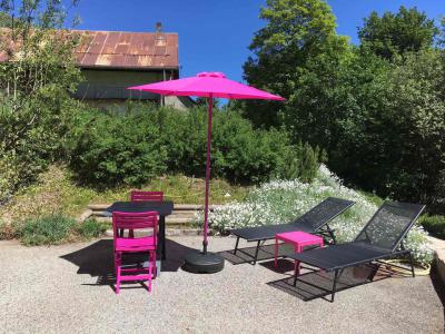 Summer accommodation Chalet les Clos - Marguerand