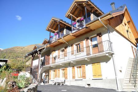 Wakacje w górach Chalet les Ecrins - Valloire