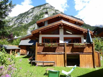 Summer accommodation Chalet les Gentianes Bleues
