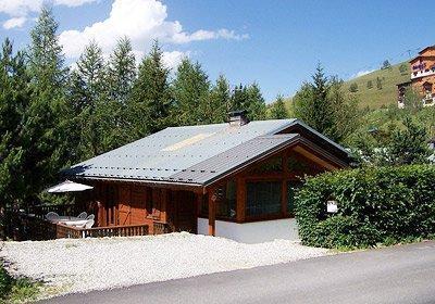 Location au ski Chalet Les Jonquilles - Les 2 Alpes - Extérieur été
