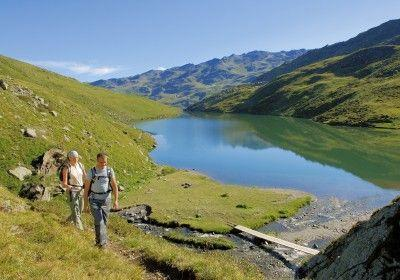 Location au ski Chalet Les Marmottes - Crintallia - Les Menuires - Extérieur été
