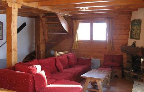 Summer accommodation Chalet les Marmottes - Crintallia