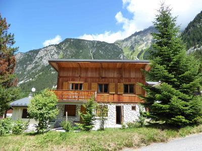 Location Pralognan-la-Vanoise : Chalet les Rameaux hiver