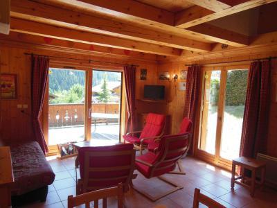 Vakantie in de bergen Chalet les Soldanelles - Champagny-en-Vanoise