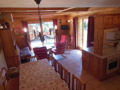 Vacances en montagne Appartement 6 pièces 10 personnes (CH) - Chalet les Soldanelles - Champagny-en-Vanoise - Logement
