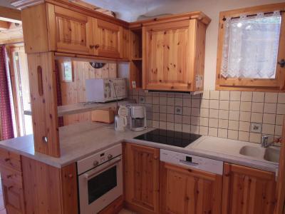 Vacances en montagne Appartement 6 pièces 10 personnes (CH) - Chalet les Soldanelles - Champagny-en-Vanoise - Cuisine