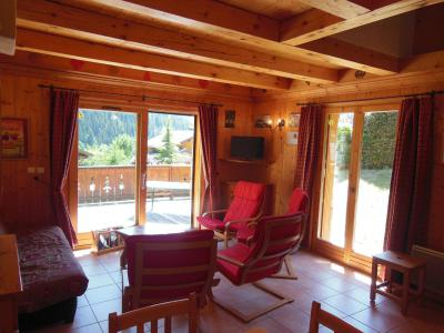 Vacances en montagne Chalet les Soldanelles - Champagny-en-Vanoise - Séjour