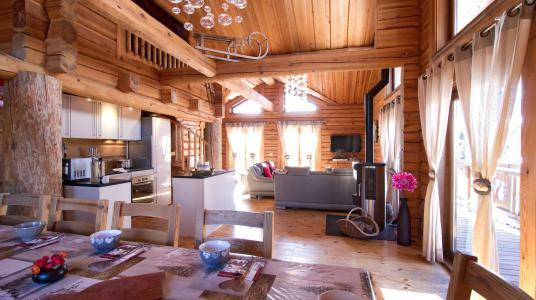Location à Les 2 Alpes, Chalet Leslie Alpen