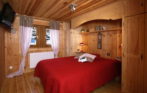 Vacances en montagne Chalet Leslie Alpen - Les 2 Alpes - Lit double