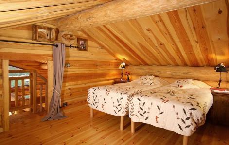 Vacances en montagne Chalet Leslie Alpen - Les 2 Alpes - Lits twin