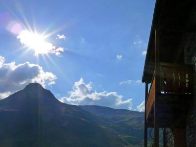 Location au ski Chalet Levassaix - Les Menuires - Extérieur été