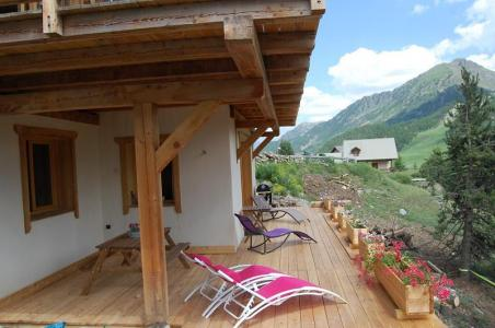 Rental Montgenèvre : Chalet Loan summer
