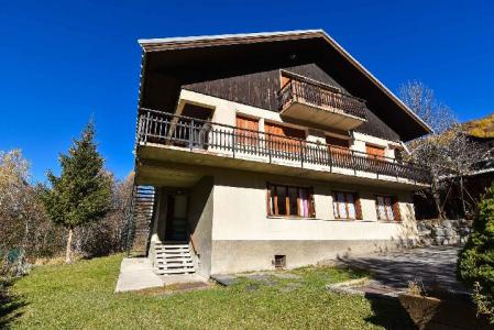 Location Chalet Lu Crepon