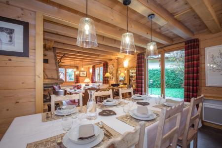 Vacances en montagne Chalet 6 pièces 8 personnes - Chalet Macha - Chamonix