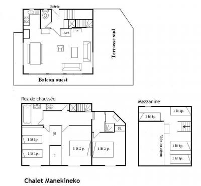 Location Chalet Manekineko
