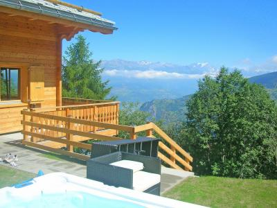Summer holidays Chalet Marguerite