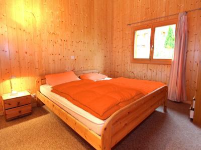 Vacances en montagne Chalet Maria - La Tzoumaz - Chambre