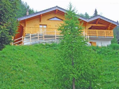 Location au ski Chalet 7 pièces 12 personnes - Chalet Maria - La Tzoumaz - Extérieur été