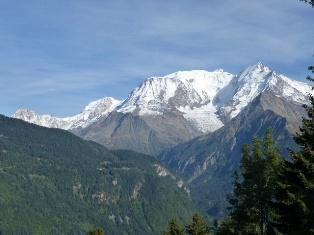 Location au ski Chalet triplex 6 pièces 8 personnes - Chalet Marie Paradis - Saint Gervais - Extérieur été