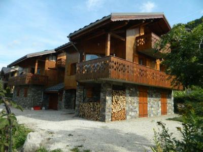 Summer accommodation Chalet Marmotte