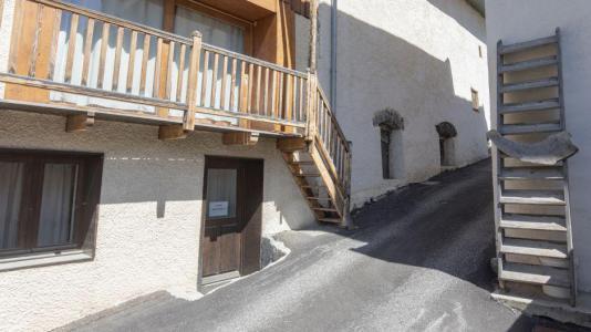 Location Saint Martin de Belleville : Chalet Marmottes été