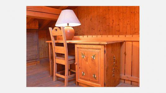 Vacances en montagne Chalet triplex 4 pièces 6 personnes - Chalet Marmottes - Saint Martin de Belleville - Bureau