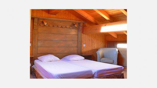 Vacances en montagne Chalet triplex 4 pièces 6 personnes - Chalet Marmottes - Saint Martin de Belleville - Lits twin