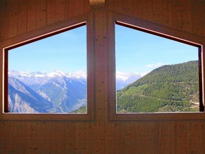 Vacances en montagne Chalet Michelle - La Tzoumaz - Extérieur été