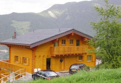Location au ski Chalet 9 pièces 16 personnes - Chalet Michelle - La Tzoumaz - Extérieur été