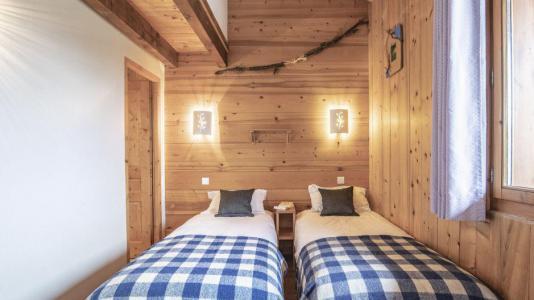 Vacances en montagne Chalet Mimosa - Saint Martin de Belleville - Chambre