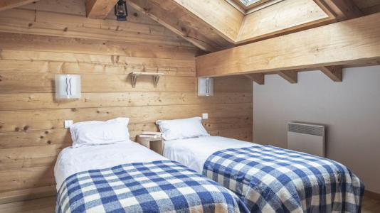 Vacances en montagne Chalet Mimosa - Saint Martin de Belleville - Lits twin