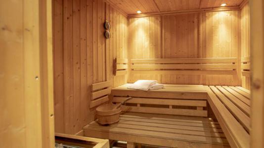 Vacances en montagne Chalet Mimosa - Saint Martin de Belleville - Sauna