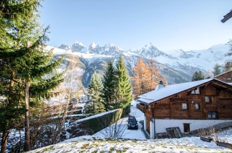 Location au ski Chalet Mona - Chamonix - Extérieur été